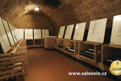SALON VÍN České republiky/The Wine Salon of the Czech Republic